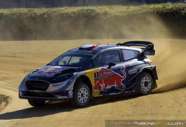 WRC | Portogallo: Tänak sbaglia, Ogier passa al comando