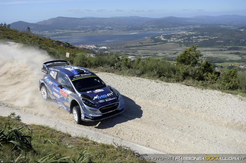 WRC   Portogallo: Tänak nuovo leader, ma la battaglia continua