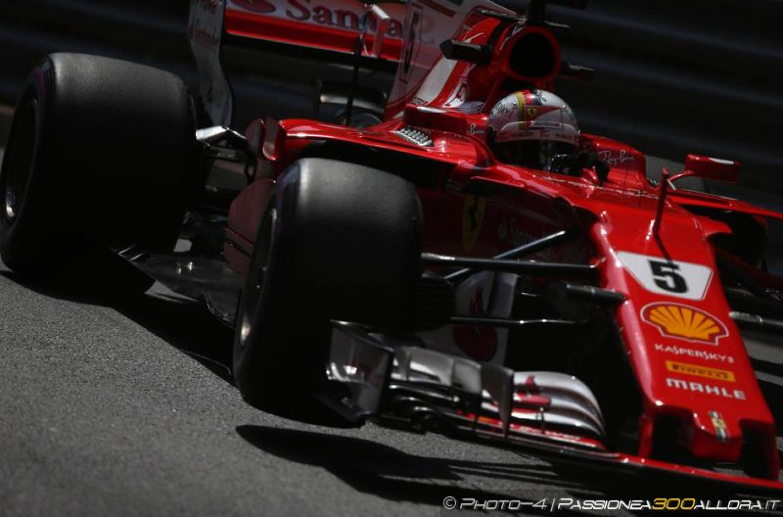 F1 | GP Monaco, fantastica doppietta Ferrari! Vettel vince su Raikkonen e Ricciardo