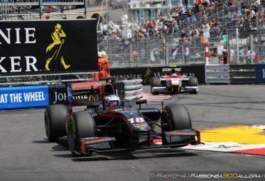 F2 | Monaco: de Vries domina la sprint race, doppietta Rapax