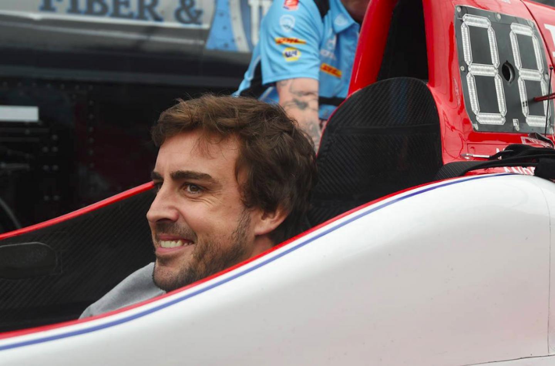 Indycar | Segui LIVE il primo test di Alonso
