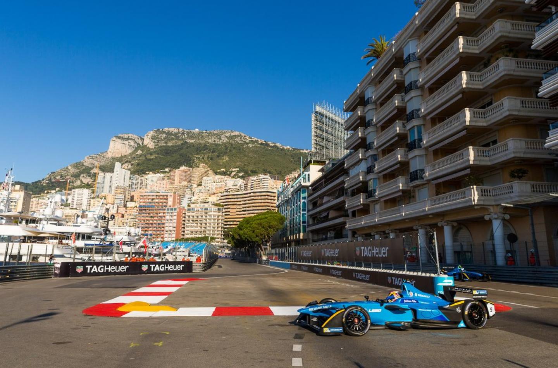 Formula E | Montecarlo: prima pole per Buemi, ma di Grassi non molla