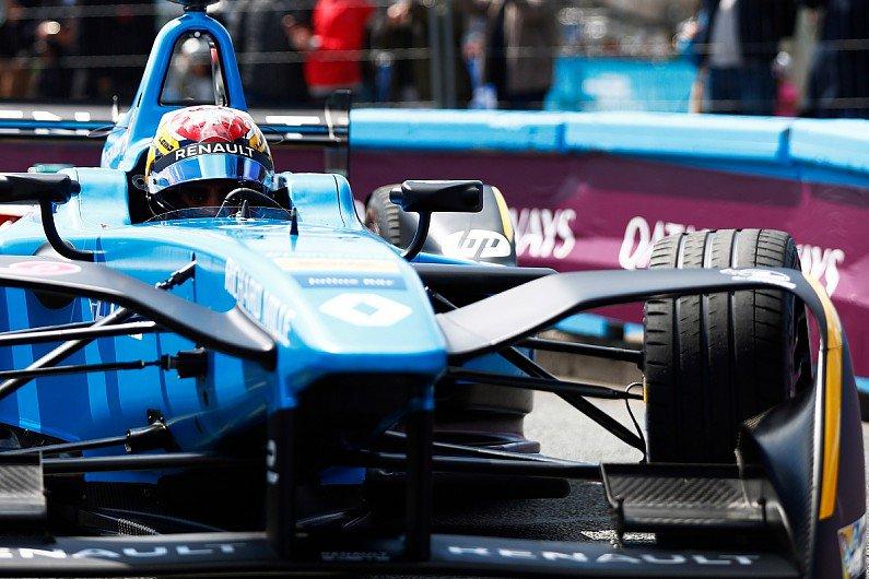 Formula E | Parigi: Buemi in pole per 6 millesimi su Vergne