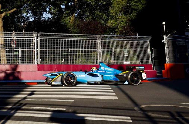 Formula E   Parigi: Buemi mette la quinta, di Grassi perde tutto