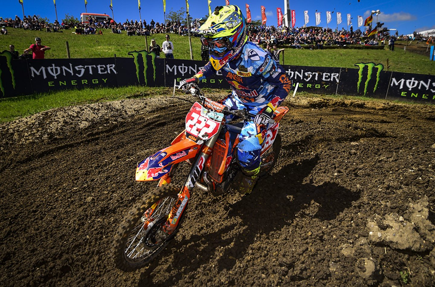 MXGP | Cairoli vince in Germania