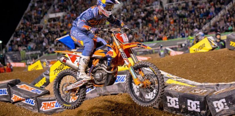 """<span class=""""entry-title-primary"""">Supercross: Ryan Dungey si ritira!</span> <span class=""""entry-subtitle"""">Clamoroso annuncio del campione americano</span>"""