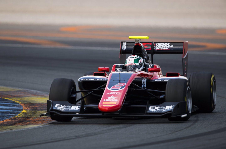 GP3 | Fukuzumi vince Gara 1 a Jerez