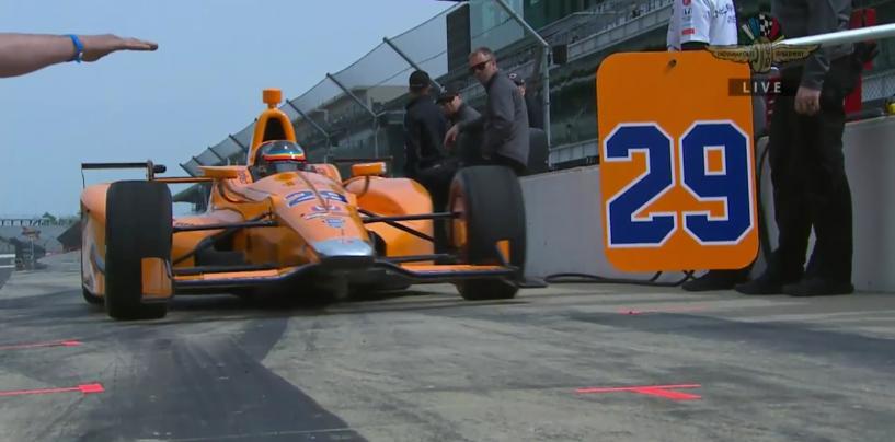 """<span class=""""entry-title-primary"""">Welcome to Indy, Fernando</span> <span class=""""entry-subtitle"""">110 giri e test passato. Ora viene il bello (o il brutto, dipende)</span>"""