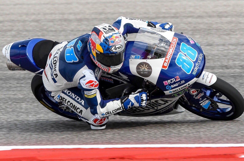 Moto3 | GP Francia, Martin in pole. Bulega 2°