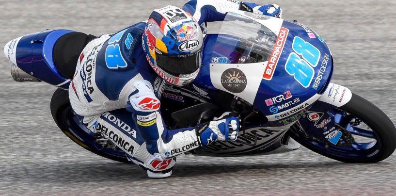 """<span class=""""entry-title-primary"""">Moto3   GP Francia, Martin in pole. Bulega 2°</span> <span class=""""entry-subtitle"""">Tre spagnoli e tre italiani nelle prime due file</span>"""