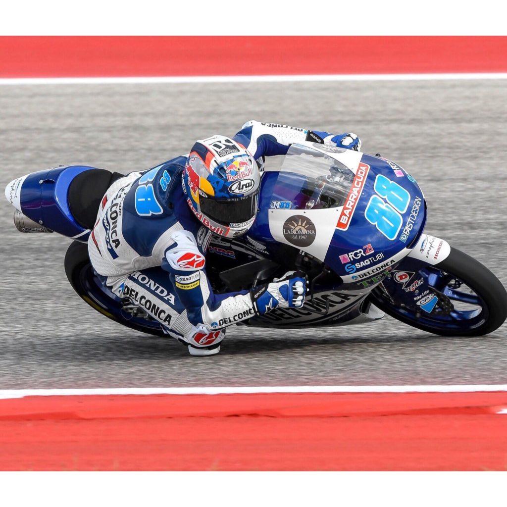 Moto3 | GP Spagna, Martin in pole su Canet e Fenati