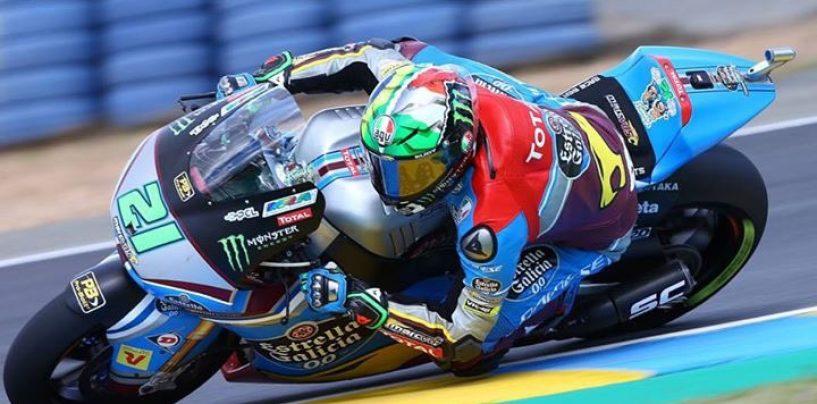 """<span class=""""entry-title-primary"""">Moto2   Francia: Morbidelli torna al successo davanti a Bagnaia</span> <span class=""""entry-subtitle"""">Dopo il passo falso di Jerez, riprende la marcia del pilota italiano al comando del mondiale</span>"""