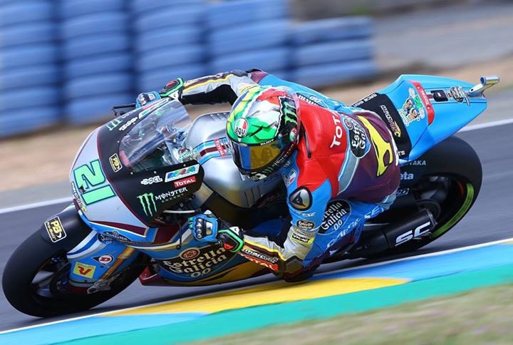 Moto2 | Francia: Morbidelli torna al successo davanti a Bagnaia