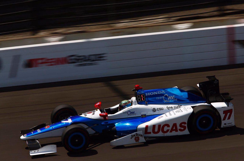 Indycar | Jay Howard svetta nel quarto giorno di prove per la Indy 500