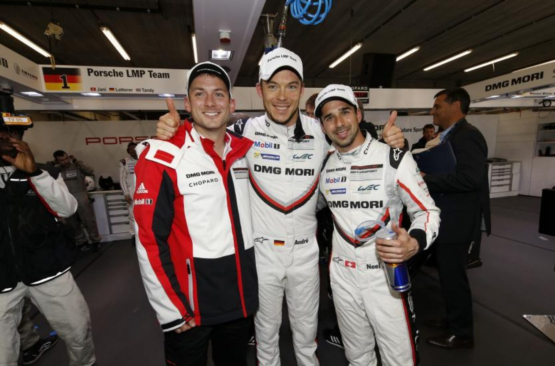 WEC   Spa-Francorchamps: Porsche e Ferrari in pole position