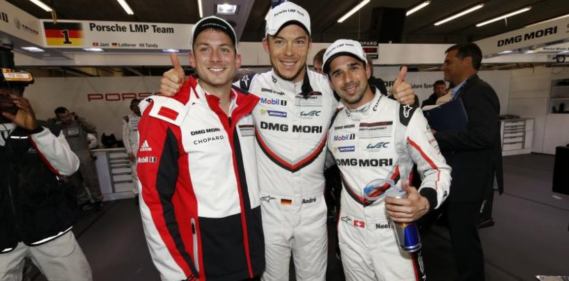 """<span class=""""entry-title-primary"""">WEC   Spa-Francorchamps: Porsche e Ferrari in pole position</span> <span class=""""entry-subtitle"""">Il nuovo record sul giro è però di Sarrazin. Cairoli più veloce degli ufficiali Porsche GTE</span>"""