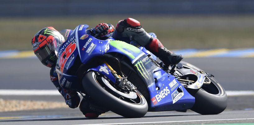 "<span class=""entry-title-primary"">MotoGP   Francia: Vince Viñales, Rossi cade all'ultimo giro</span> <span class=""entry-subtitle"">Il duello tra le Yamaha si risolve con la caduta del pesarese, anche Márquez kappaò</span>"