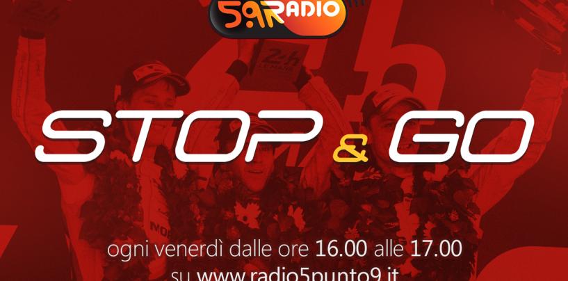 """<span class=""""entry-title-primary"""">""""Stop&Go"""" live venerdì 23 giugno alle ore 16.00 su Radio 5.9</span> <span class=""""entry-subtitle"""">La trasmissione di Passione a 300 all'ora in diretta fino alle 17</span>"""