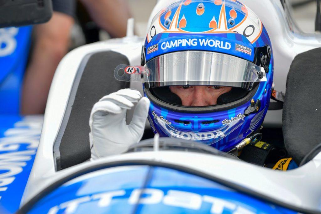 Indycar | Dixon primo nelle libere in Texas