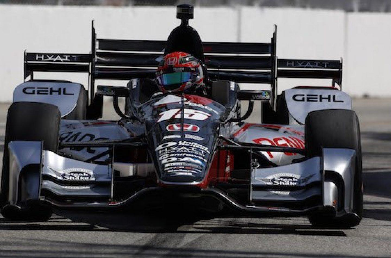 Indycar | Rahal il più veloce nelle prime libere di Detroit