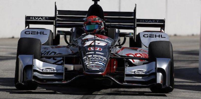 """<span class=""""entry-title-primary"""">Indycar   Rahal il più veloce nelle prime libere di Detroit</span> <span class=""""entry-subtitle"""">Seguono Castroneves e Newgarden</span>"""