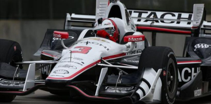 """<span class=""""entry-title-primary"""">Indycar   Castroneves davanti a Rahal nelle libere 2 di Detroit</span> <span class=""""entry-subtitle"""">Terzo tempo per Rossi, protagonista di un incidente</span>"""