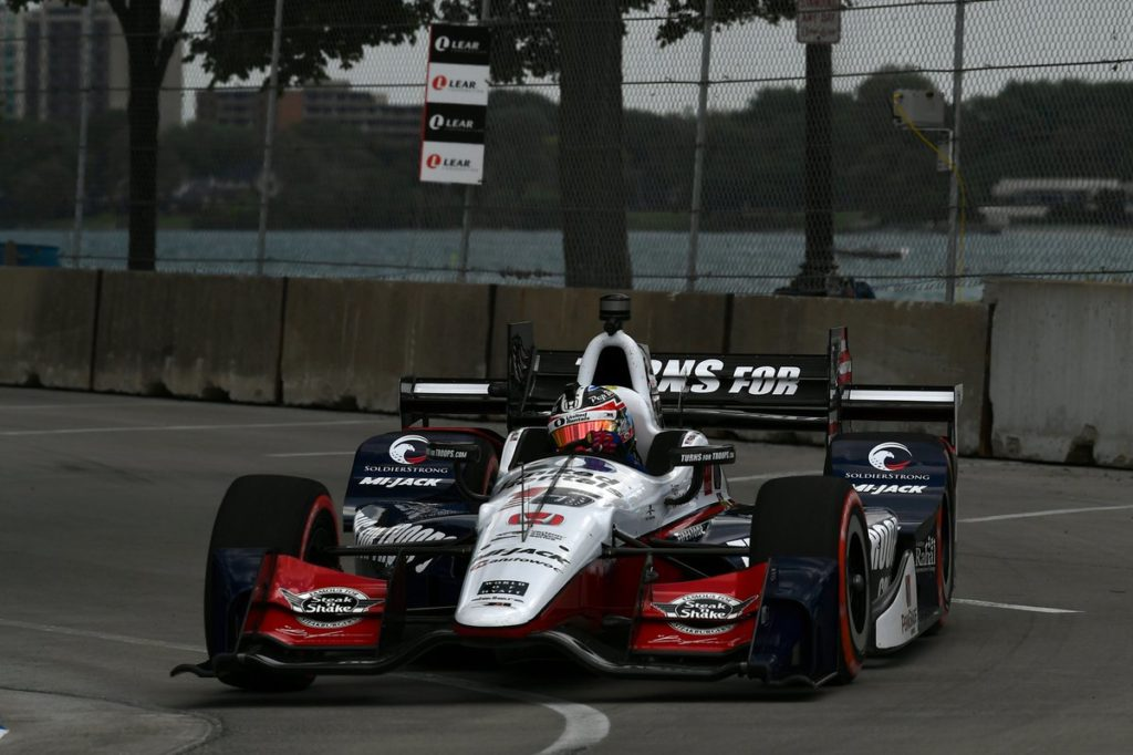 Indycar | Rahal domina gara-1 a Detroit