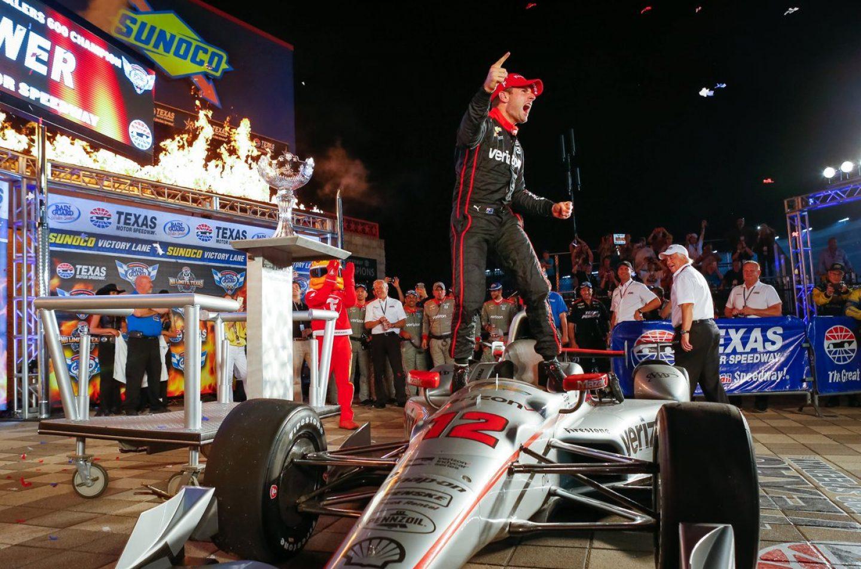 Indycar   Power trionfa nel caos del Texas