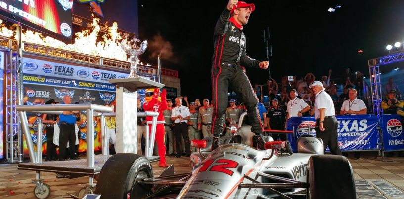 "<span class=""entry-title-primary"">Indycar | Power trionfa nel caos del Texas</span> <span class=""entry-subtitle"">Solamente 6 piloti al traguardo a pieni giri</span>"