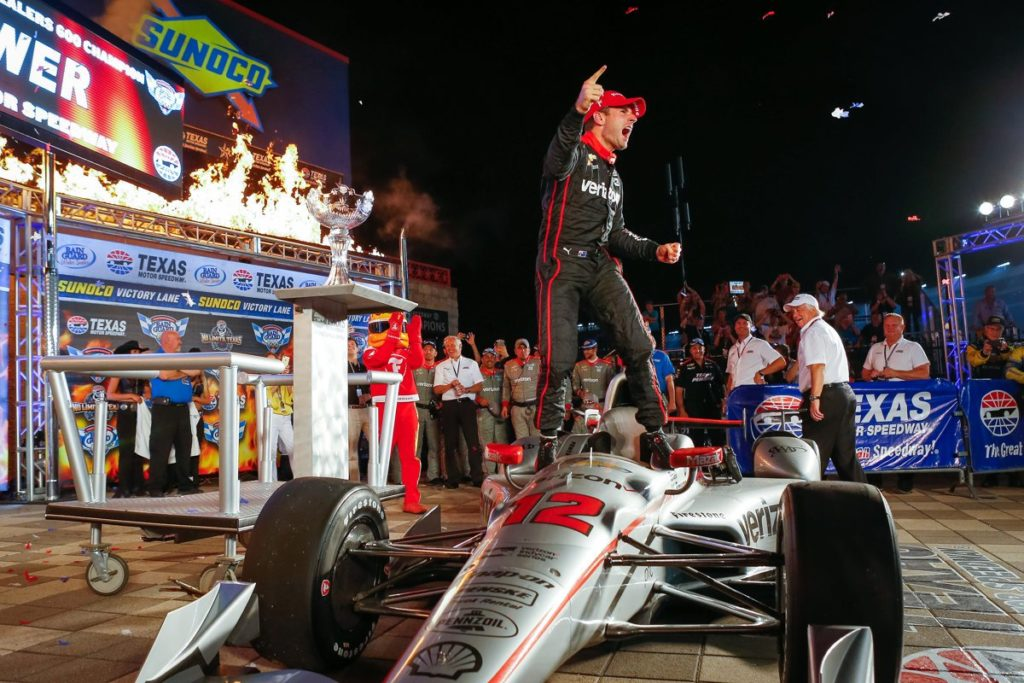 Indycar | Power trionfa nel caos del Texas