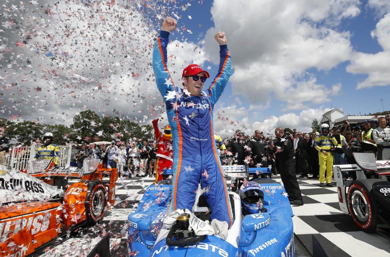 Indycar | Dixon neutralizza l'armata Penske, Road America è sua