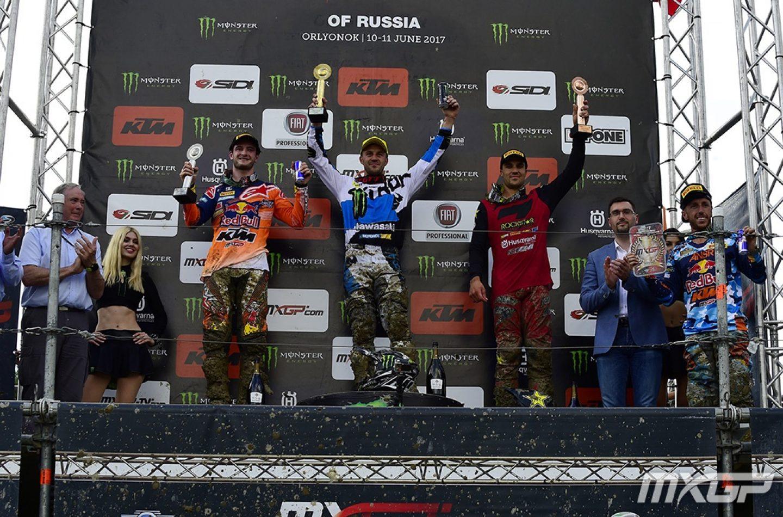 MXGP | Russia: dal fango emerge Desalle