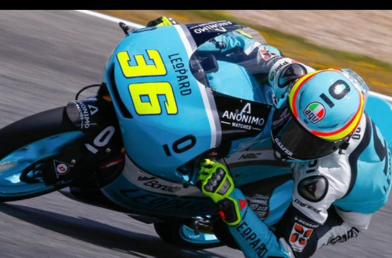 Moto3 | GP Barcellona: Mir beffa all'ultimo giro Fenati e Martin