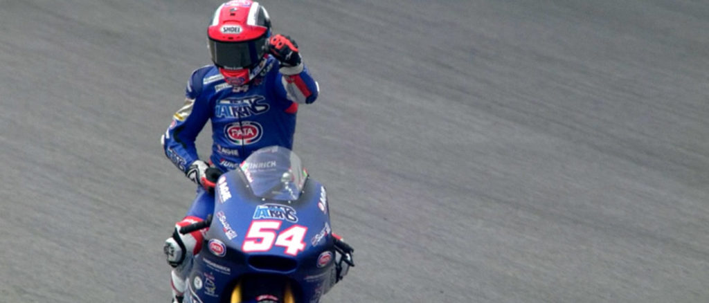 Moto2 | GP Italia: Pasini al Mugello torna a vincere dopo 8 anni!