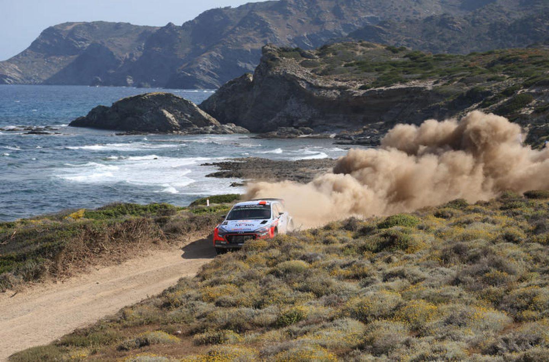 WRC   Rally di Sardegna 2017 - Anteprima