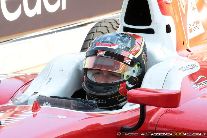 F2 | Azerbaijan: Leclerc incanta, quarta pole consecutiva
