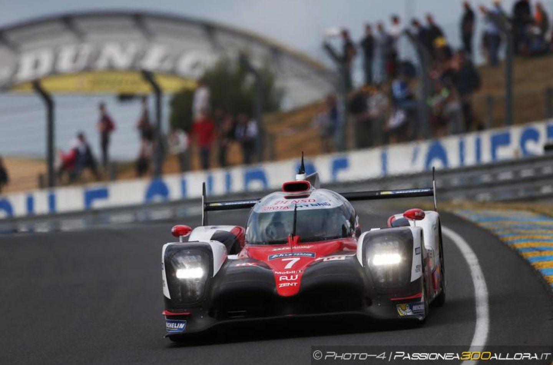 WEC | Toyota domina i test di Le Mans