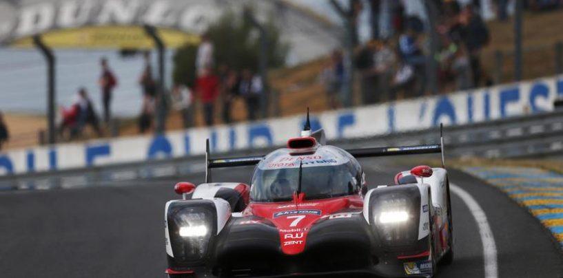"""<span class=""""entry-title-primary"""">WEC   Toyota domina i test di Le Mans</span> <span class=""""entry-subtitle"""">Tripletta per i prototipi giapponesi, la prima Porsche è a tre secondi</span>"""