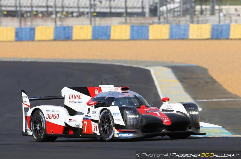 WEC | Le Mans: pole provvisoria per Kamui Kobayashi