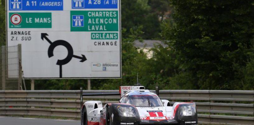 """<span class=""""entry-title-primary"""">WEC   Le Mans: Jani svetta nelle prove libere, Toyota a sei decimi</span> <span class=""""entry-subtitle"""">Porsche detta il passo con i giapponesi all'inseguimento. Forfait per di Grassi in GTE-Pro</span>"""