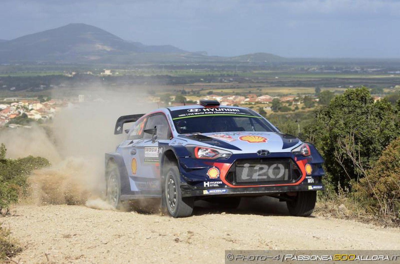 WRC | Sardegna: Neuville leader dopo la superspeciale di Ittiri