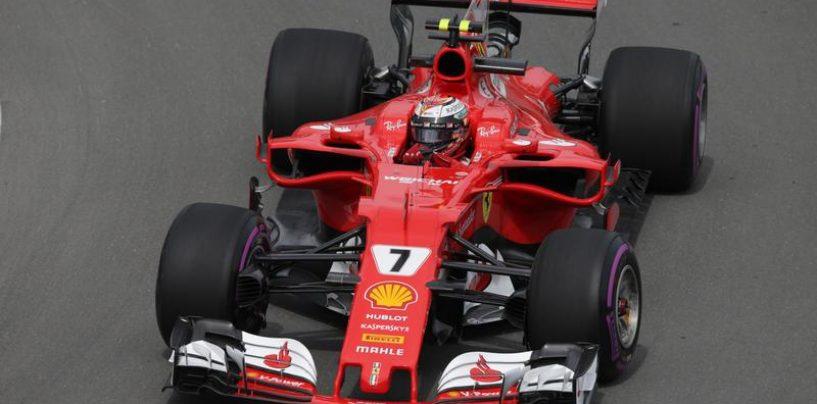 """<span class=""""entry-title-primary"""">F1   GP Canada, FP2: Raikkonen davanti a tutti, Hamilton a 2 decimi</span> <span class=""""entry-subtitle"""">Ferrari sotto il minuto e 13, terzo Vettel davanti a Bottas</span>"""