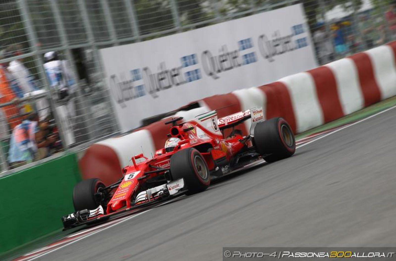 F1 | GP Canada, FP3: Ferrari ancora al comando con Sebastian Vettel e Kimi Raikkonen