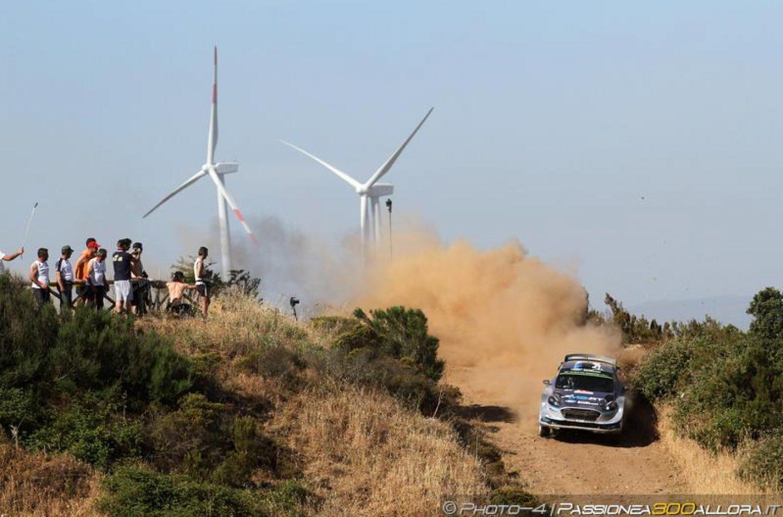 WRC | Sardegna: Paddon fuori gioco, Tänak nuovo leader