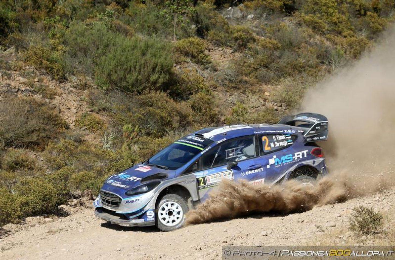 WRC | Sardegna: Paddon controlla il vantaggio, problemi ai freni per Neuville