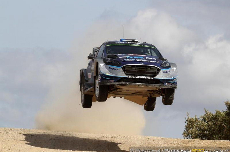 WRC | Sardegna: prima vittoria nel mondiale per Ott Tänak!