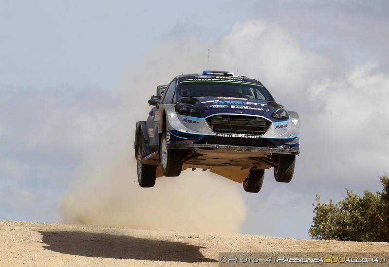 WRC   Sardegna: prima vittoria nel mondiale per Ott Tänak!