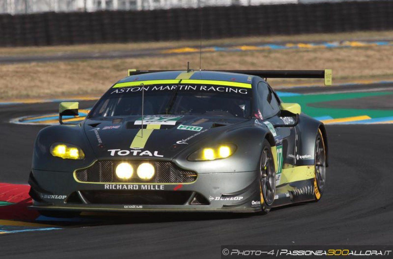 WEC   Le Mans: Toyota #7 imbattuta, Aston Martin in pole tra le GT