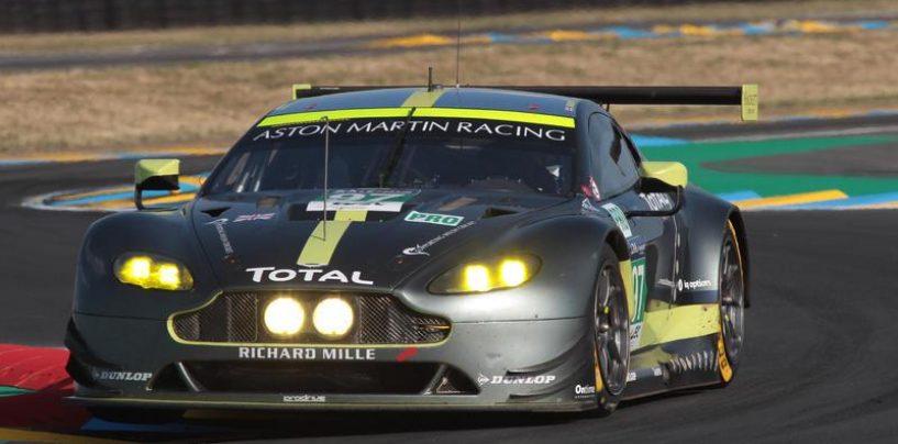 "<span class=""entry-title-primary"">WEC | Le Mans: Toyota #7 imbattuta, Aston Martin in pole tra le GT</span> <span class=""entry-subtitle"">Buemi completa la prima fila giapponese, G-Drive e Larbre in pole in LMP2 e GTE-Am</span>"