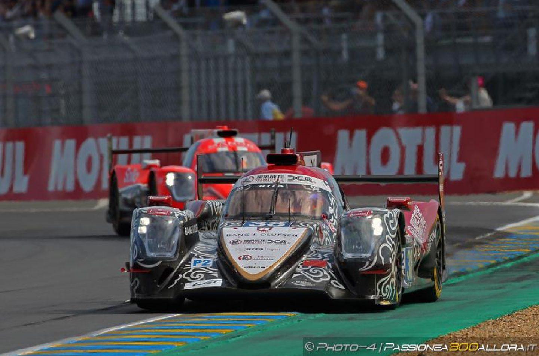 WEC   Le Mans: Porsche in gestione, DC Racing seconda